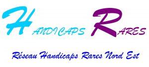 Logo de l'association réseau handicaps rares nord-est